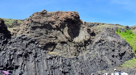 東吉嶼地質景觀-東吉之眼