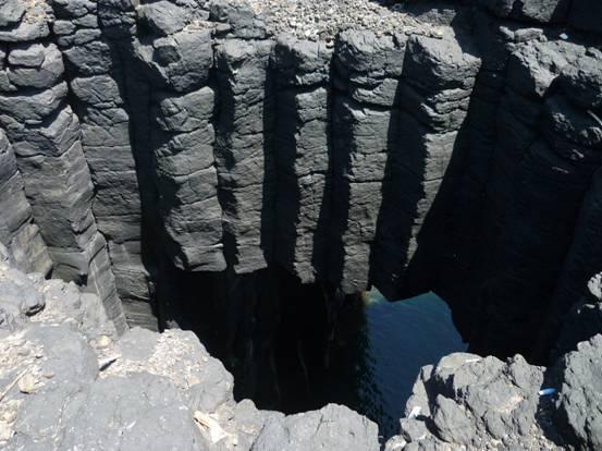 西吉嶼地質景觀-灶籠