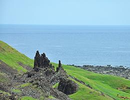 石巨人岩柱