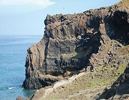玄武岩節理景觀
