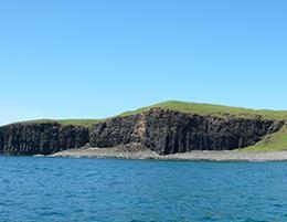 海崖與海蝕溝